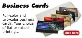 2B POSTAL Business Cards